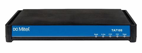 MITEL TA7100 TERMINAL ADAPTERS